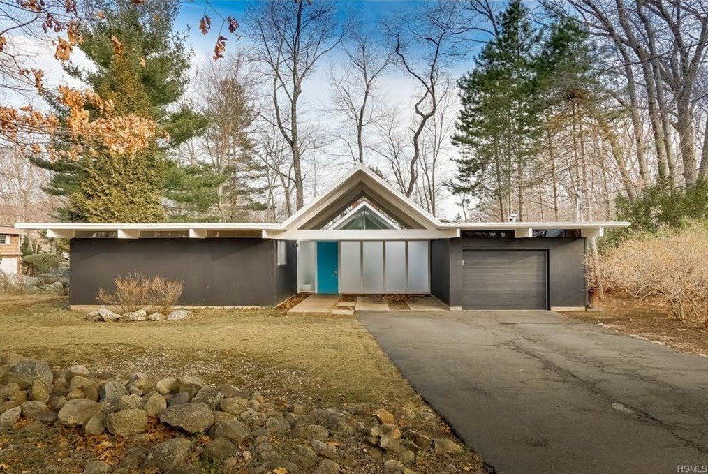Modern Spotting The Lost Eichlers Of Rockland County Ny 6sqft Eichler Homes Architecture Mid Century Architecture