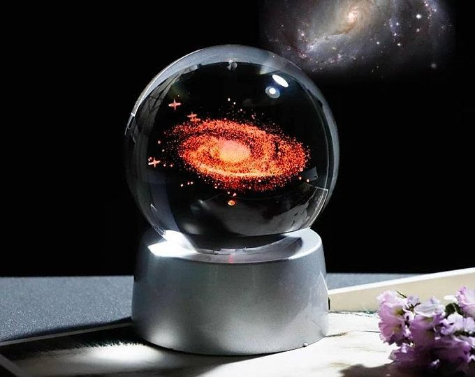 Night Sky Galaxy  marble Universe pellet Ball Spac
