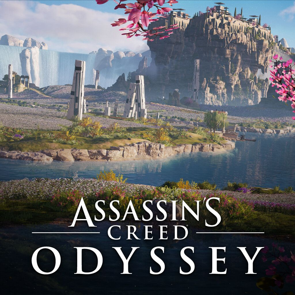 Assassin S Creed Odyssey Fields Of Elysium Dlc By Maxime Larivierehere Are Some Screenshots Of The Work We Ma Assassins Creed Odyssey Assassins Creed Creed The fate of atlantis episode 3
