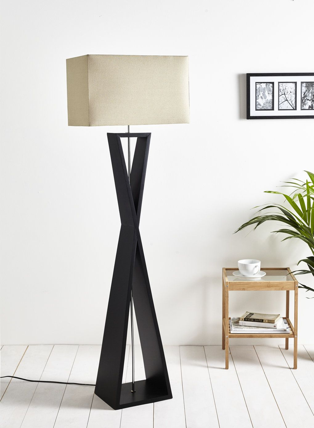 Kayden Floor Lamp Bhs New House Standing Lamps