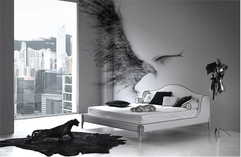 Elegant Black White Bedroom Inspiration Ideas  Bedroom Design Alluring Elegant Bedrooms Designs Review