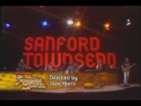 """Midnight Special-Sanford Townsend Band  """"Smoke From A Distant Fire"""""""