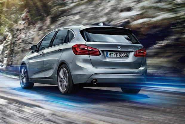 Noch Ein Plug In Hybrid Bmw 225xe Active Tourer F45 With Images