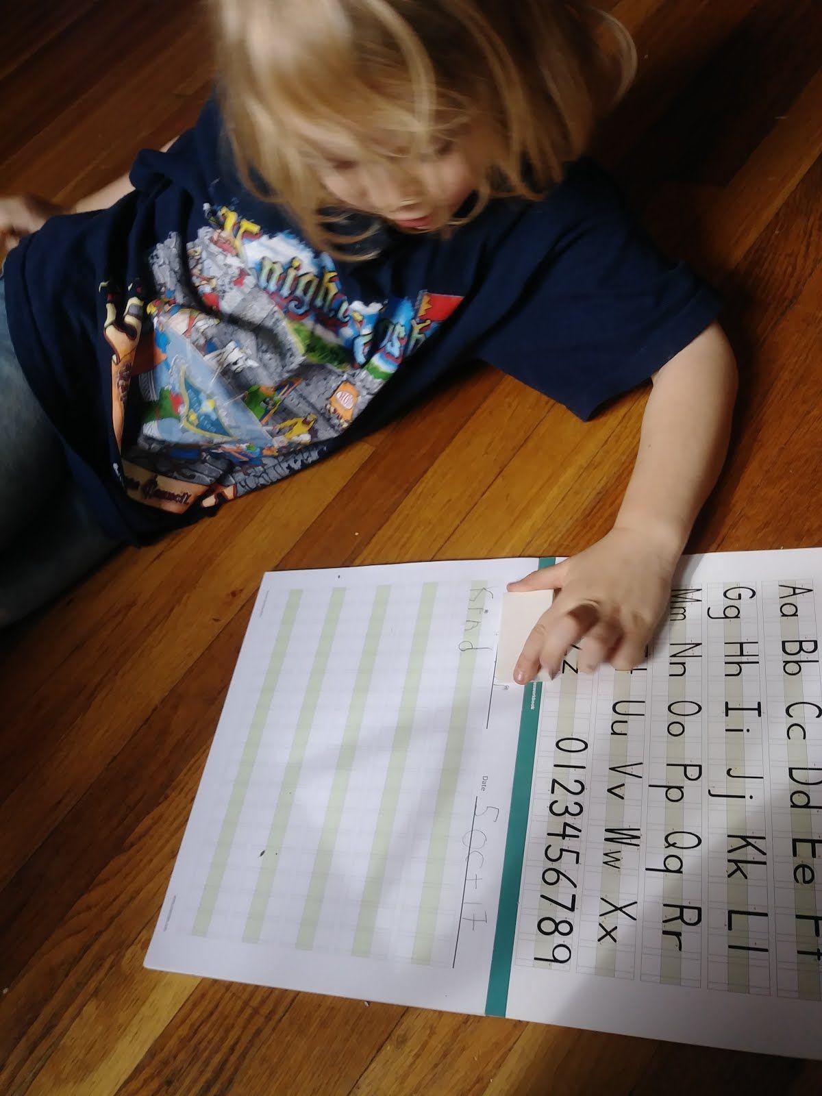Channie S Visual Handwriting Amp Math Workbooks