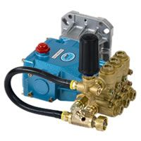 Pressure-Pro Fully Plumbed CAT 66 DX 4000 PSI 4 GPM