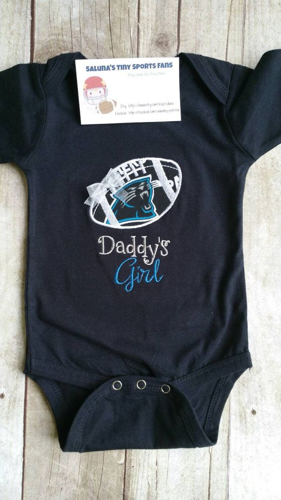 a497e5b16 SHIP TODAY Carolina Panthers Inspired Girl 0-3 month by saluna | ACM ...