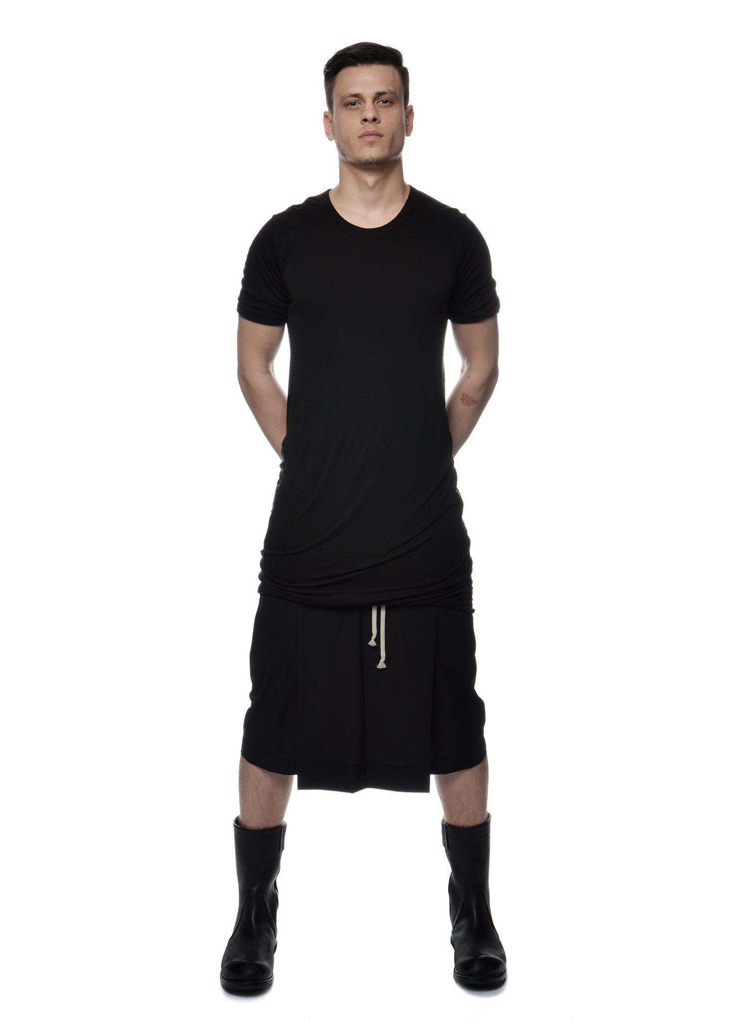 "Short noir ""Savage Pod""|Black Savage Pod Shorts"