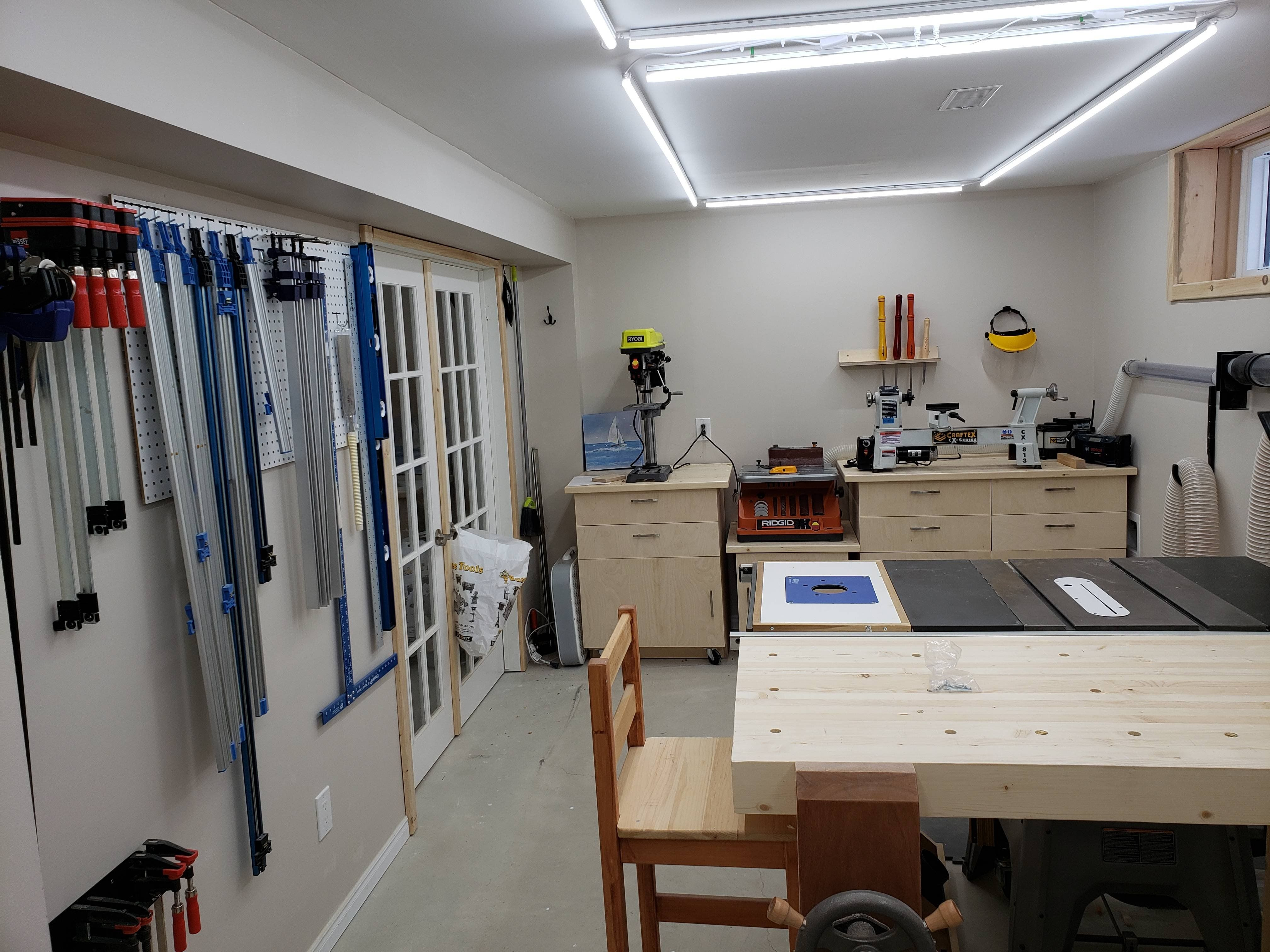 10 Easy Woodworking Projects I Declare My Shop Mostly Done