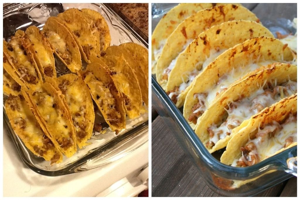 Oven Tacos are Awesome!!