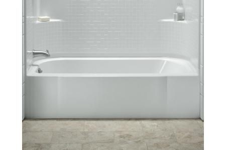 Sterling 71141120-0 Accord Tile Bath Tub Only Right Hand 60 | girls ...
