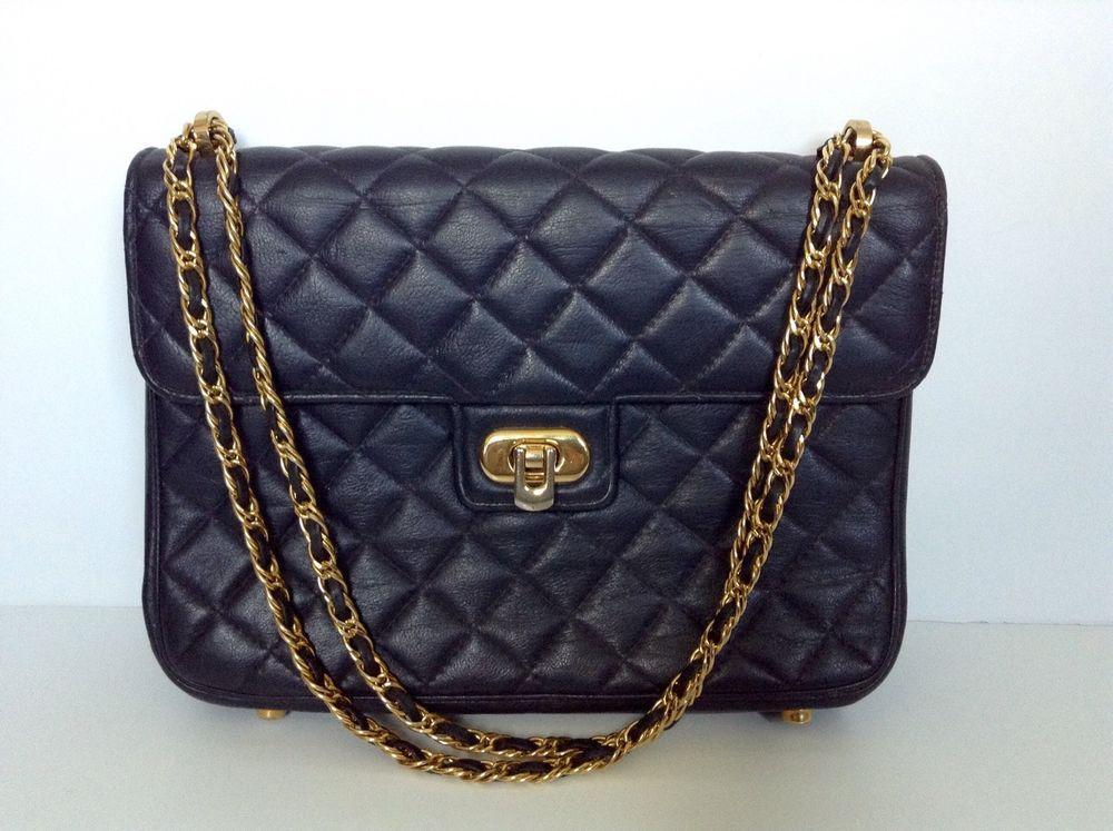 02c19a545a5a BLACK CAVIAR CHANEL LG GRAND SHOPPER TOTE BAG #19703548 Bergdorf Goodman |  eBay | For Sale On Ebay | Shopper tote, Chanel, Bags