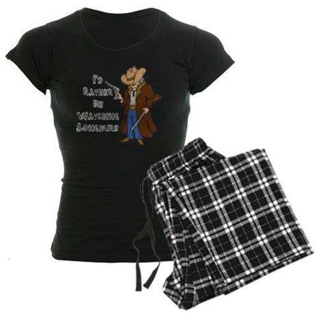 Longmire Women S Dark Pajamas On Cafepress Com With