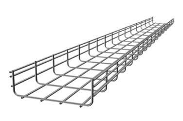 i think we could make a nice shoe rack in the corridor or wardrobe out of metal cable trays