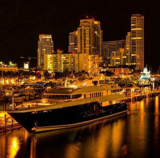 South Beach Marina, Miami   Miami   Miami Beach, Miami, South beach