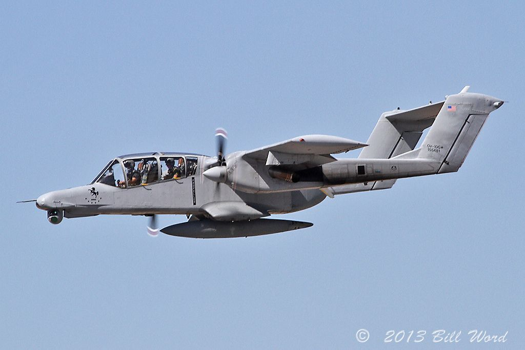 North American OV-10 Bronco, 155481 was assigned to VMO-1, MAG -29. I flew back seat in this bird while stationed at MCAS New River, NC, from 1983 to 91.