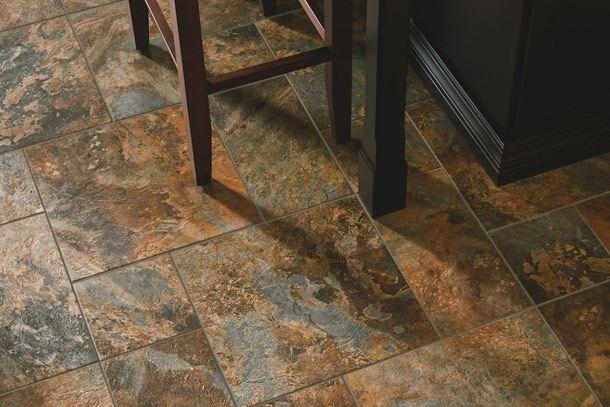unique stone look vinyl plank flooring