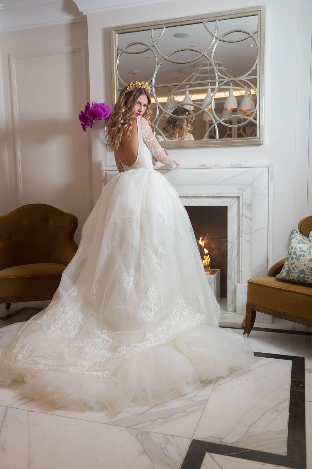 Wedding dress trunk show  Trunk Show  Eternal Bridal  Australia Sydney for Galia Lahav