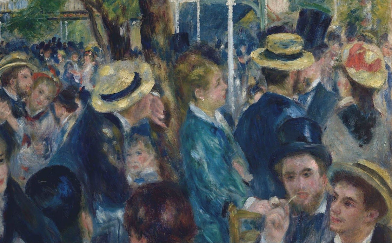 Pierre Auguste Renoir Impresionismo