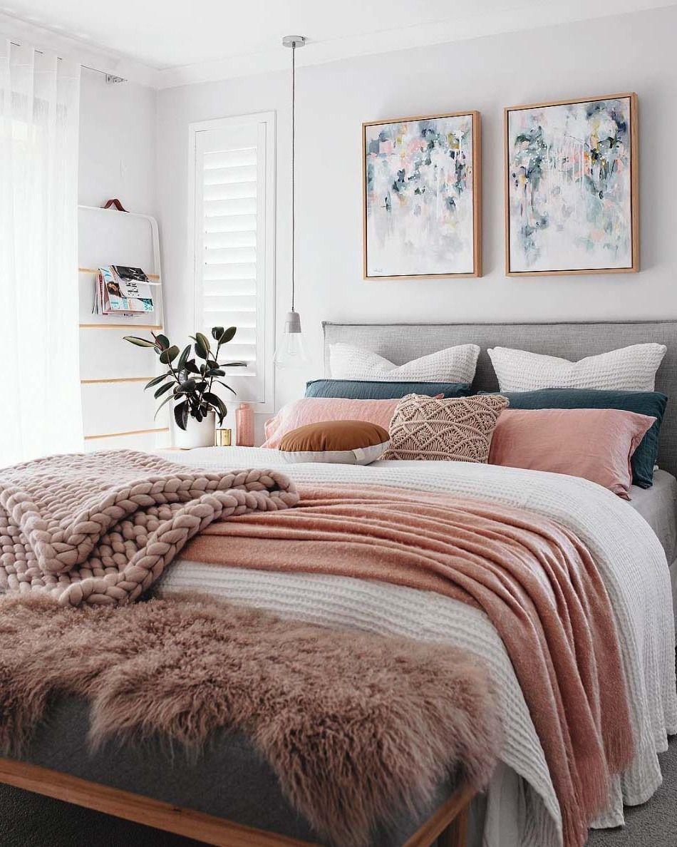 Schlafzimmer Modern Mit Fell Gestalten 31 Ideen Fur Ein Cosy Home