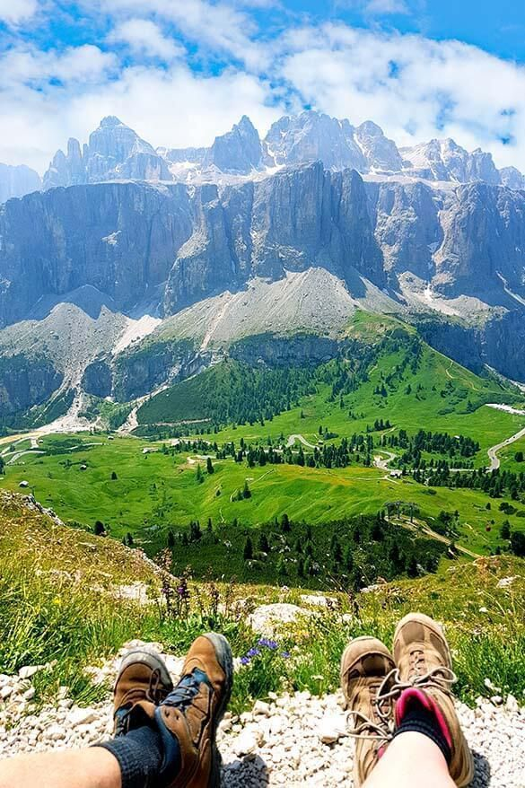 5 Stunning Day Hikes in the Dolomites Italy (+ Tips & Map)