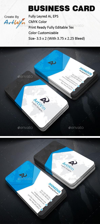 Creative business card business cards card templates and template creative business card reheart Choice Image