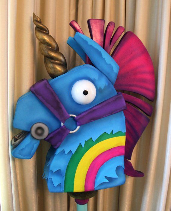 Rainbow Smash Fortnite Pick Axe Cosplay Products Pinterest