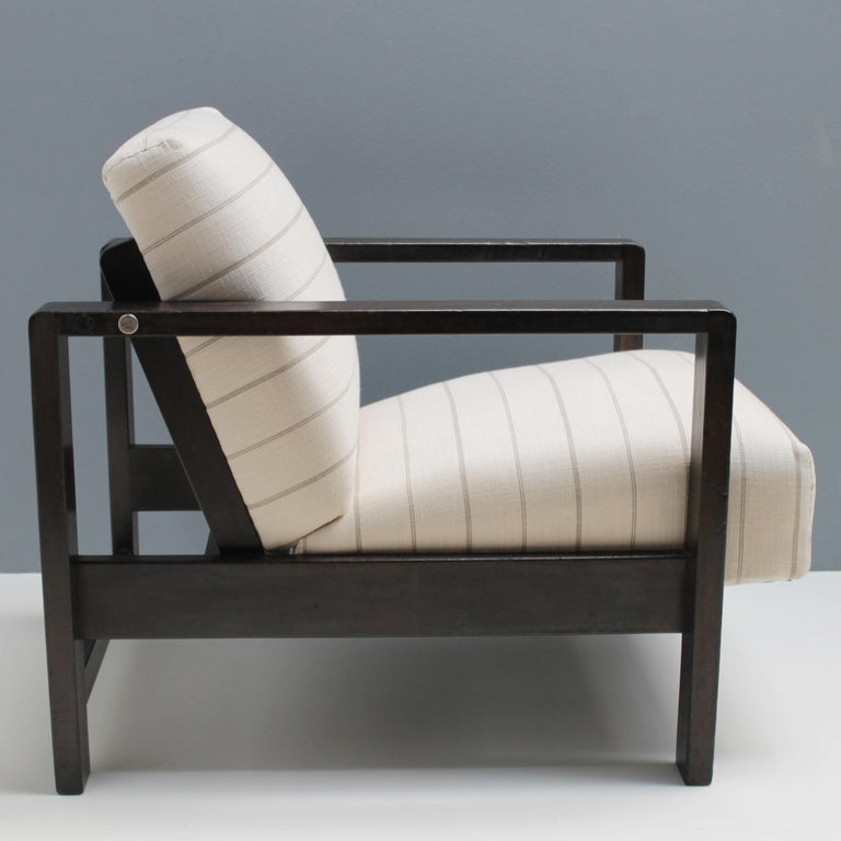 Lounge Chair by Erich Dieckmann