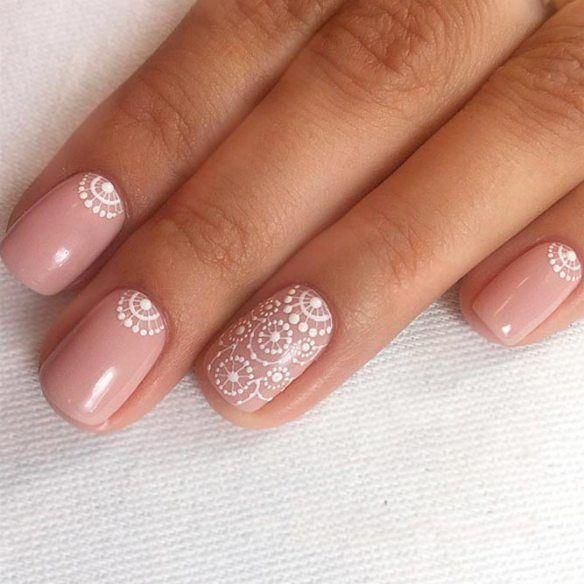 Best 50 Trendy Short Gel Nail Latest Nail Art Trends \u0026 Ideas