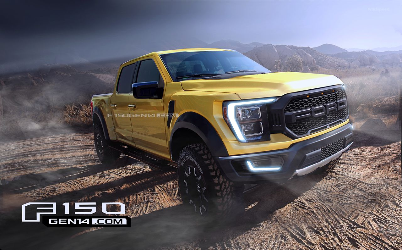 The New 2021 Ford F 150 Could Very Well Look Like This In 2020