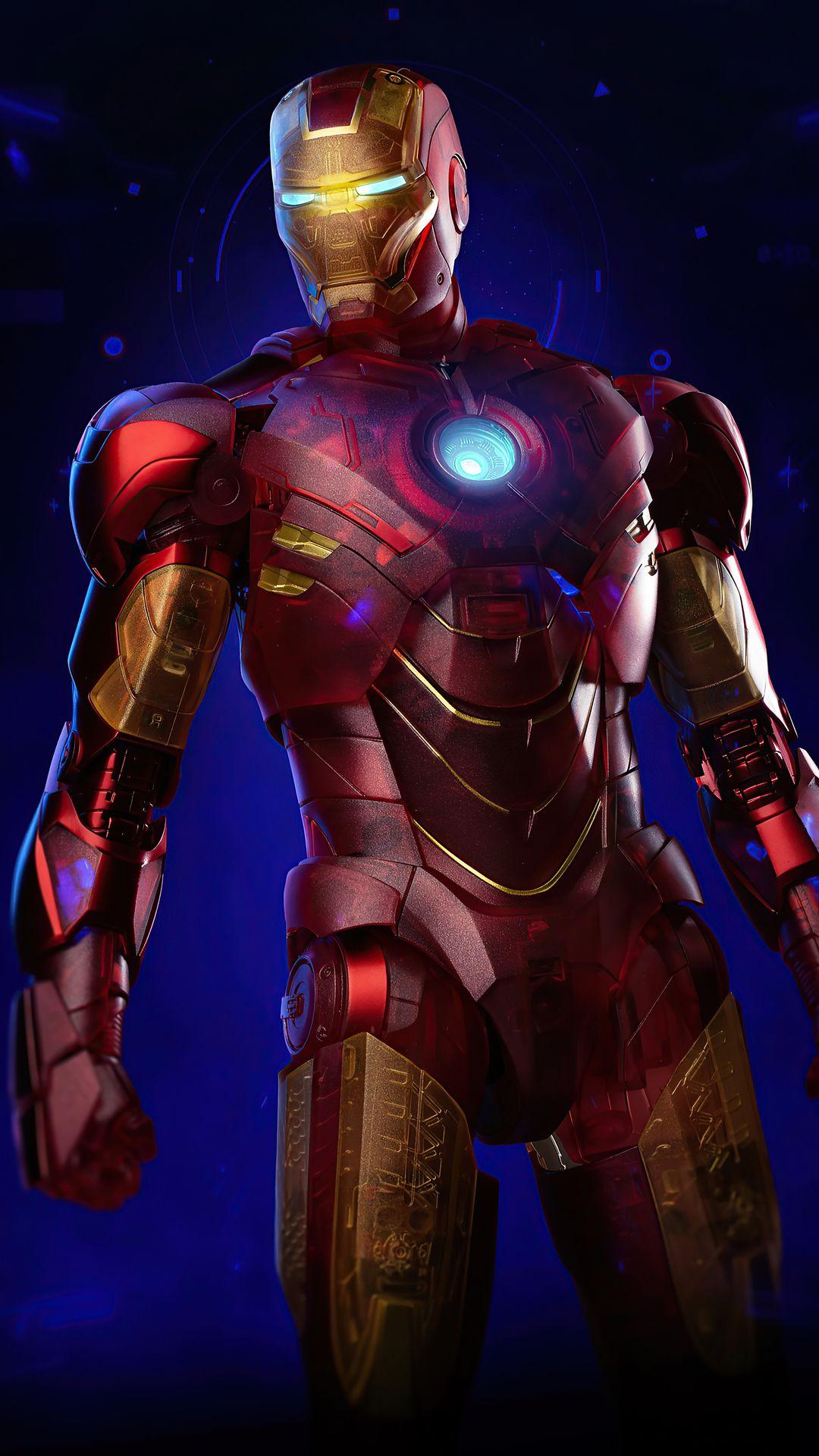 4k Iron Man Holographic In 1080x1920 Resolution Iron Man Hd Wallpaper Iron Man Iron Man Armor Trends for wallpaper iron man 3 suit