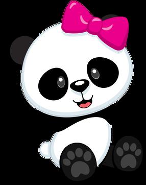 Resultado De Imagen Para Oso Panda Bebe Dibujo Imagenes De Pandas Fiesta Tematica De Panda Arte De Panda