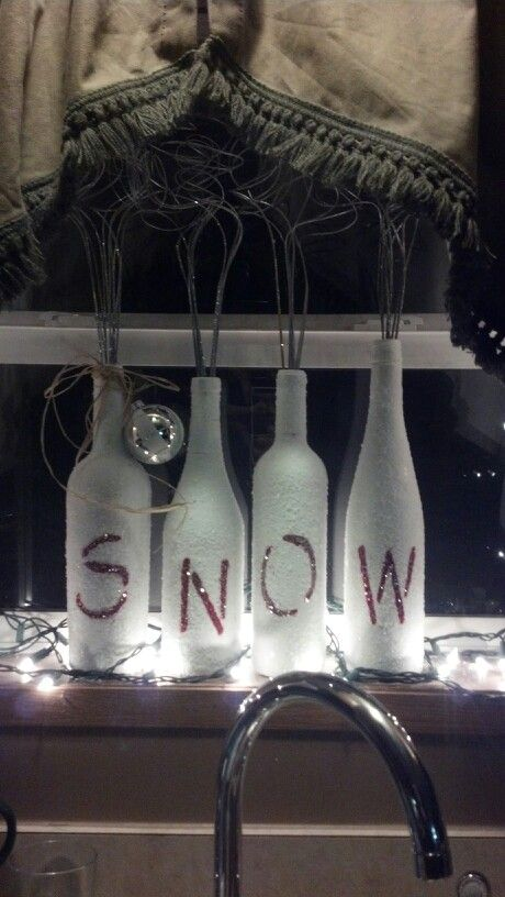 Todays Christmas project. Love these!! We also did JOY:)
