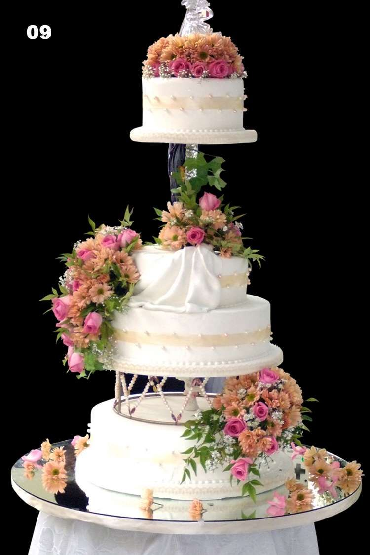 wedding cake makers in colombo designed and created by yamuna silva of yami cakes sri 23154