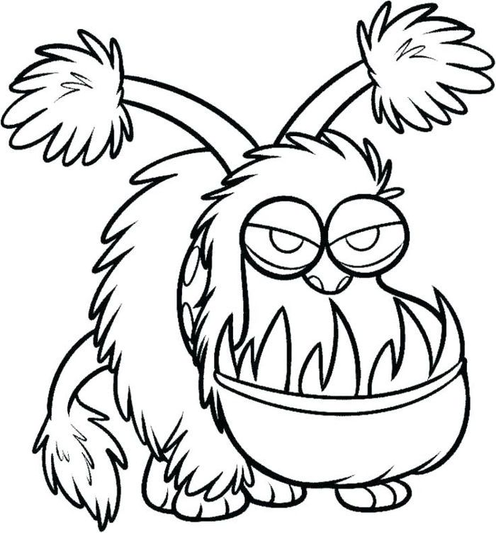 Purple Minion Coloring Pages From Minions Coloring Pages On This