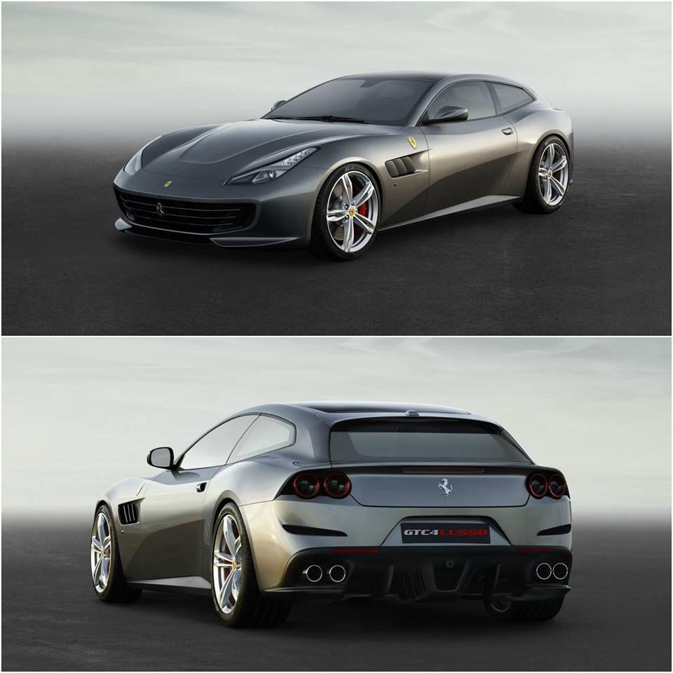 Ferrari GTC4 Lusso By TuningCult.com