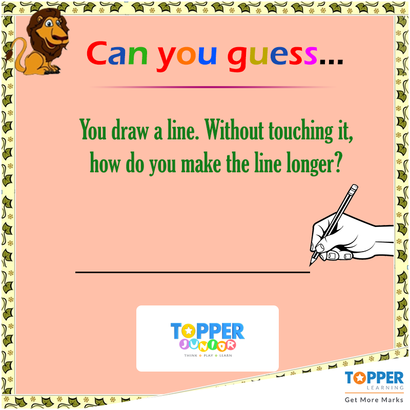 Can you answer this riddle? BrainGames Education