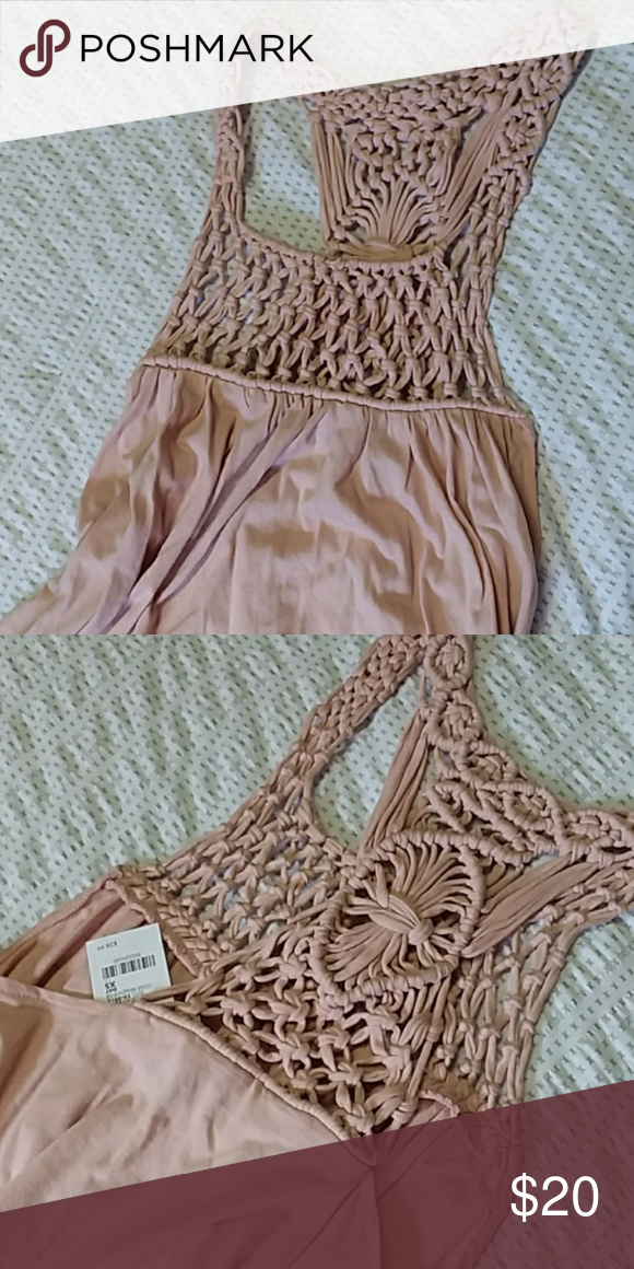 Cover up Bought it thinking it was adorable, but never used it. It still has the tags on it Charlotte Russe Other