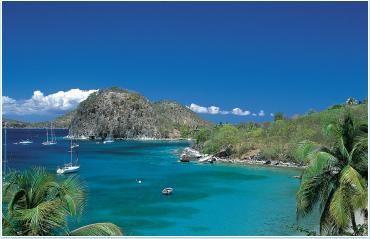 Guadeloupe Sailing