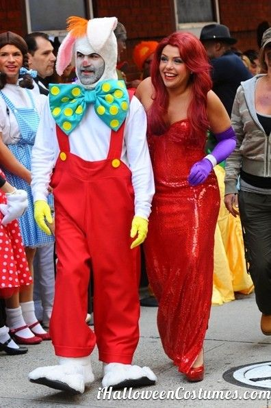 halloween in hollywood cute couples costumeshalloween - Hollywood Couples Halloween Costumes