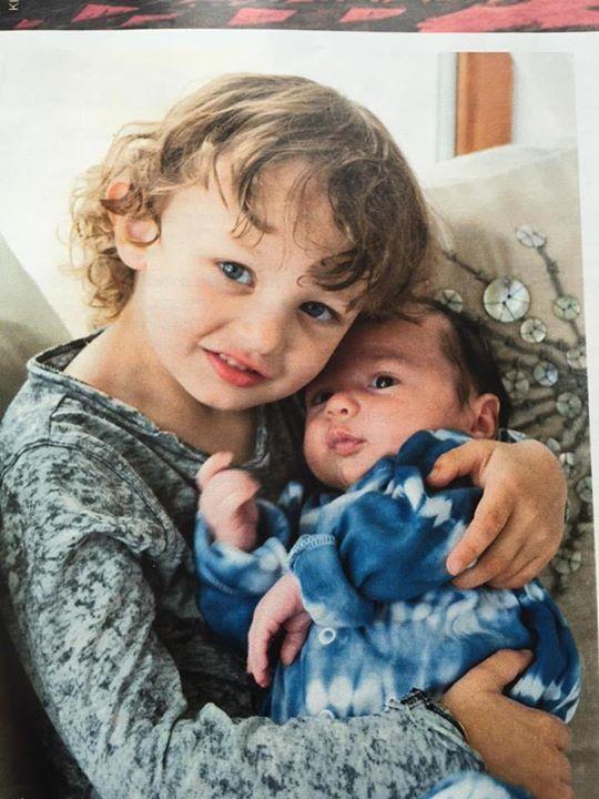 kelli albert via twitter my 2 beautiful nephews in ok mag today love them so much jodi. Black Bedroom Furniture Sets. Home Design Ideas