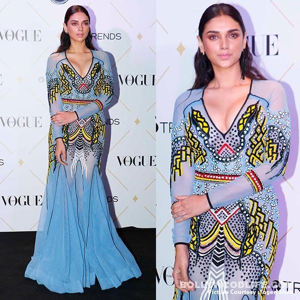 Worst Dressed At Vogue Beauty Awards 2017! Diana Penty