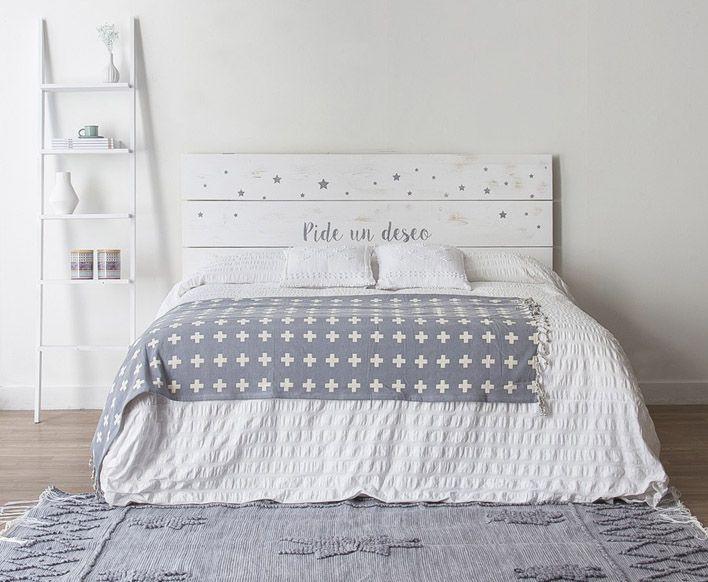 Cabeceros con mensaje cabeceros mensajes y dormitorio - Cabeceros infantiles tapizados ...