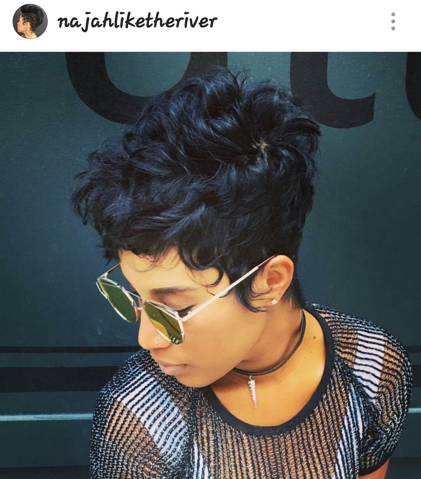 ltr atlanta, ga | black hairstyles in 2019 | short sassy
