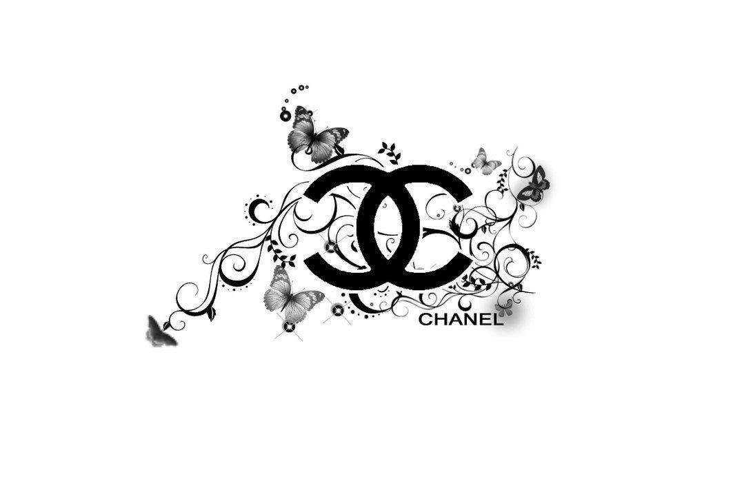 Logo Chanel Tatouage Chanel Images Retro Tableau Chanel