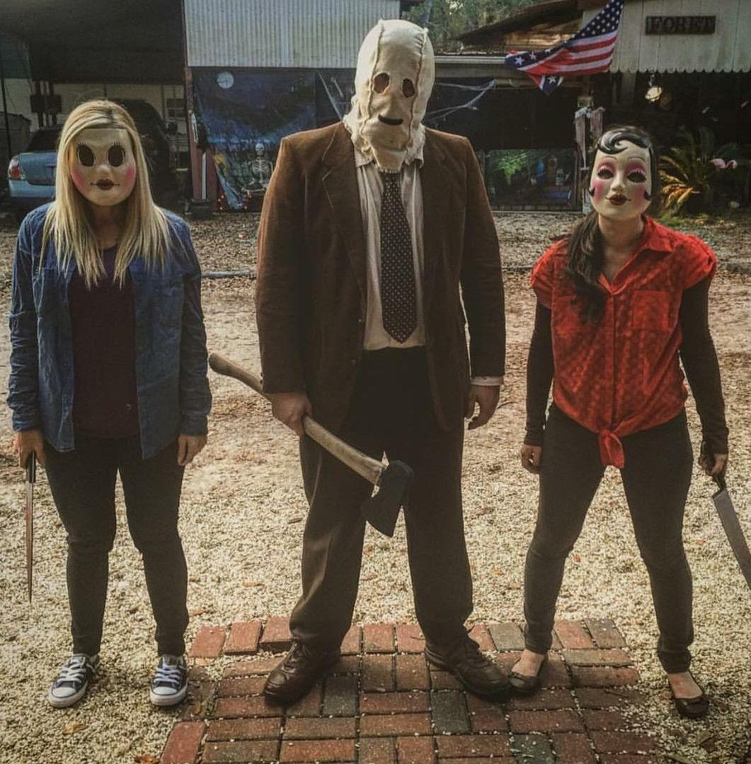 the strangers costume | costumes • cosplay in 2018 | pinterest