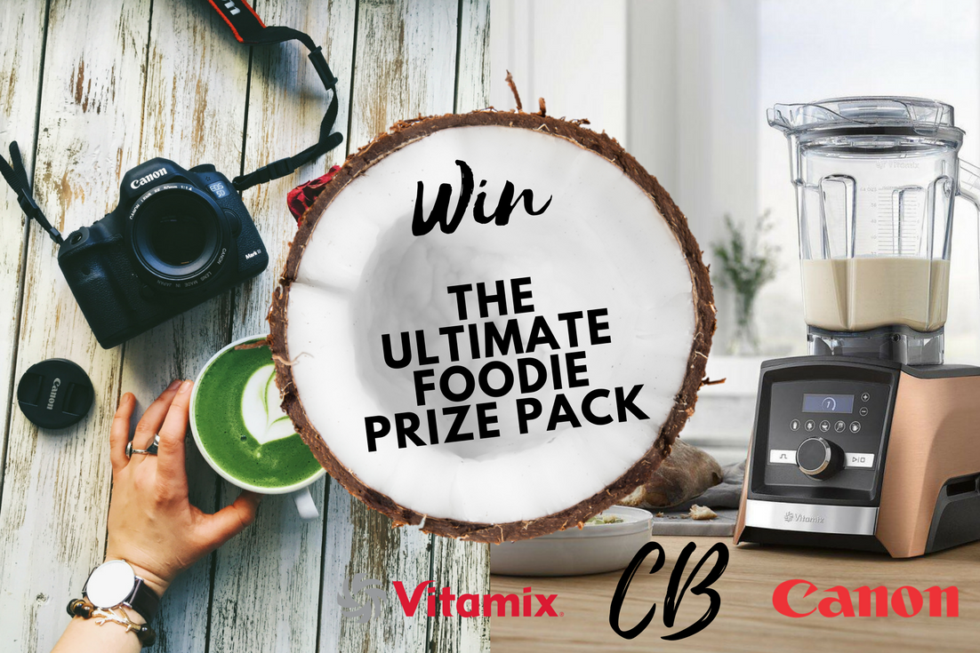 WIN the ULTIMATE foodie prize pack!