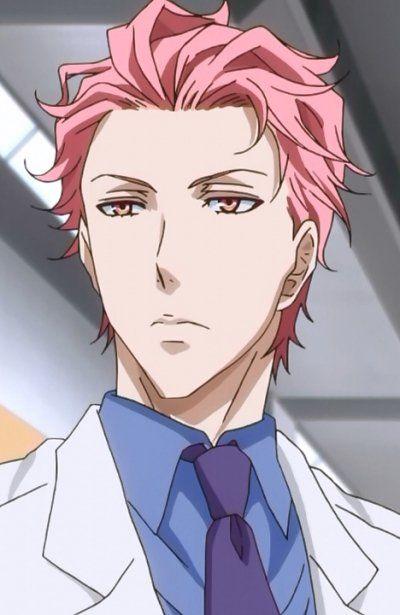 Pin En Anime Boy