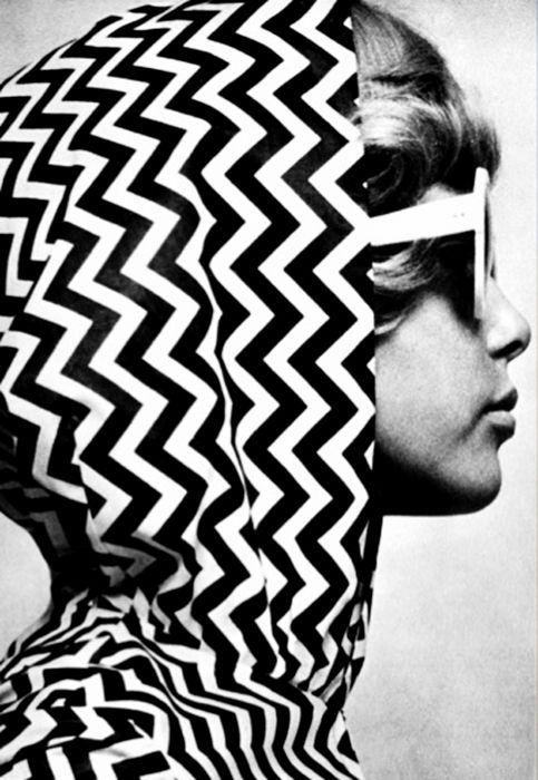 Patti Boyd, by Brian Duffy (1965)