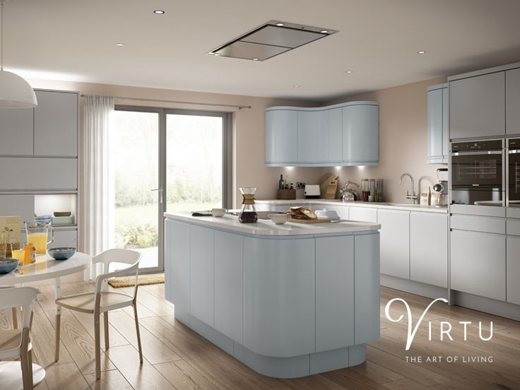 Our Neo Kitchen Also Comes In A Stylish Matt Finish. Handleless Doors Can  Be Painted To Express Your Style. Combine Feature Colours From Our  Versatile ...