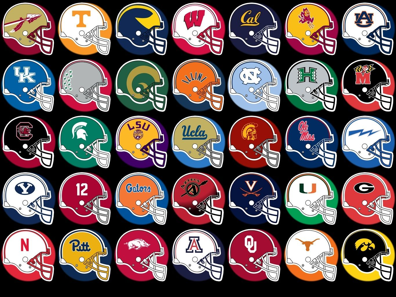 Pin by Jane Smith on ncaa   Pinterest   College american football ...